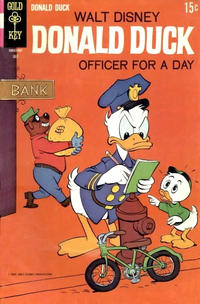 Cover Thumbnail for Donald Duck (Western, 1962 series) #126