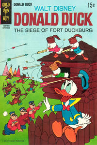 Cover Thumbnail for Donald Duck (Western, 1962 series) #127