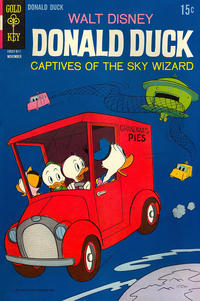 Cover Thumbnail for Donald Duck (Western, 1962 series) #128