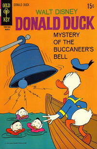 Cover Thumbnail for Donald Duck (Western, 1962 series) #130