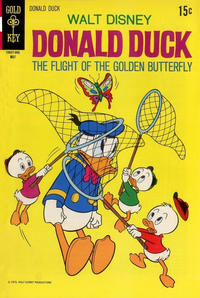 Cover Thumbnail for Donald Duck (Western, 1962 series) #131
