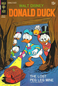 Cover Thumbnail for Donald Duck (Western, 1962 series) #134