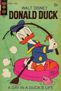 Cover Thumbnail for Donald Duck (Western, 1962 series) #138