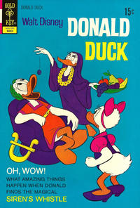 Cover Thumbnail for Donald Duck (Western, 1962 series) #142 [Gold Key]