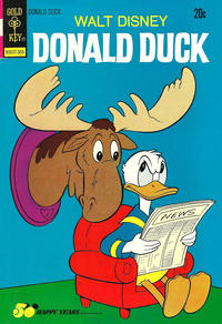 Cover Thumbnail for Donald Duck (Western, 1962 series) #149