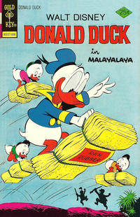 Cover Thumbnail for Donald Duck (Western, 1962 series) #174 [Gold Key Variant]
