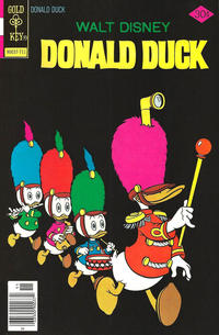 Cover Thumbnail for Donald Duck (Western, 1962 series) #189 [Gold Key Variant]