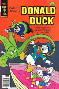 Cover Thumbnail for Donald Duck (Western, 1962 series) #196