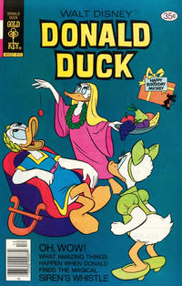 Cover Thumbnail for Donald Duck (Western, 1962 series) #202 [Gold Key]