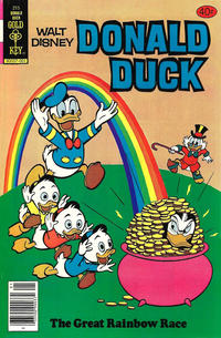 Cover Thumbnail for Donald Duck (Western, 1962 series) #215