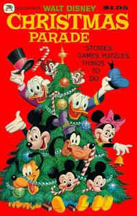 Cover Thumbnail for Walt Disney Christmas Parade (Western, 1977 series) #11191
