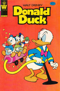 Cover Thumbnail for Donald Duck (Western, 1962 series) #219