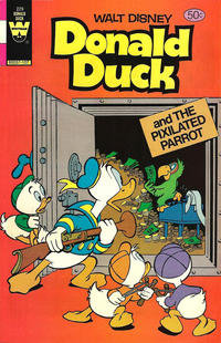 Cover Thumbnail for Donald Duck (Western, 1962 series) #229