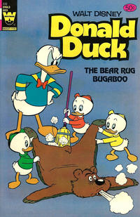 Cover Thumbnail for Donald Duck (Western, 1962 series) #232