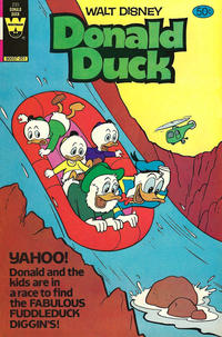 Cover Thumbnail for Donald Duck (Western, 1962 series) #235