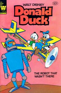 Cover Thumbnail for Donald Duck (Western, 1962 series) #238