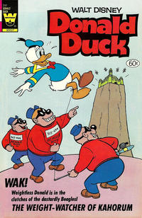 Cover Thumbnail for Donald Duck (Western, 1962 series) #241