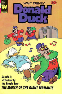 Cover Thumbnail for Donald Duck (Western, 1962 series) #243