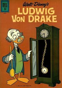Cover Thumbnail for Walt Disney's Ludwig Von Drake (Dell, 1961 series) #3