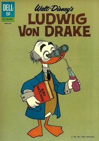 Cover Thumbnail for Ludwig Von Drake (Dell, 1961 series) #4