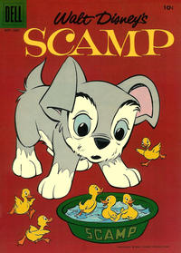 Cover Thumbnail for Scamp (Dell, 1958 series) #7