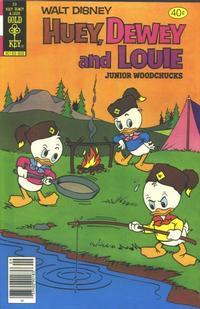 Cover Thumbnail for Walt Disney Huey, Dewey and Louie Junior Woodchucks (Western, 1966 series) #59