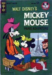Cover Thumbnail for Mickey Mouse (Western, 1962 series) #89