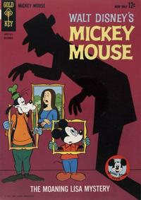 Cover Thumbnail for Mickey Mouse (Western, 1962 series) #90