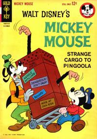 Cover Thumbnail for Mickey Mouse (Western, 1962 series) #91