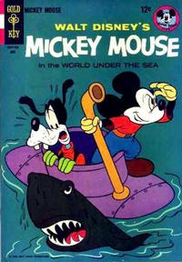 Cover Thumbnail for Mickey Mouse (Western, 1962 series) #101