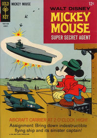 Cover Thumbnail for Mickey Mouse (Western, 1962 series) #108