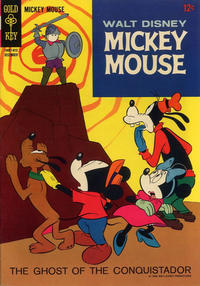 Cover Thumbnail for Mickey Mouse (Western, 1962 series) #110