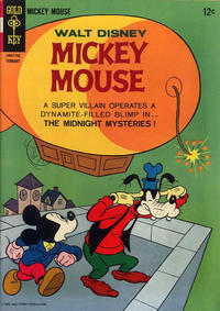 Cover Thumbnail for Mickey Mouse (Western, 1962 series) #111