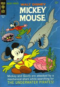 Cover Thumbnail for Mickey Mouse (Western, 1962 series) #112