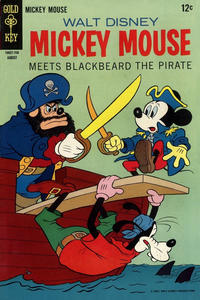 Cover Thumbnail for Mickey Mouse (Western, 1962 series) #114