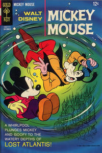 Cover Thumbnail for Mickey Mouse (Western, 1962 series) #115