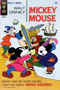 Cover Thumbnail for Mickey Mouse (Western, 1962 series) #116