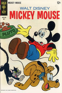 Cover Thumbnail for Mickey Mouse (Western, 1962 series) #117