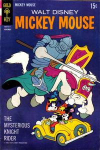 Cover Thumbnail for Mickey Mouse (Western, 1962 series) #119
