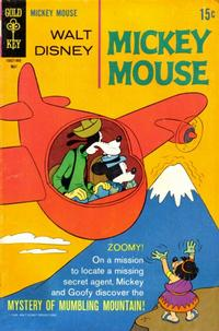 Cover Thumbnail for Mickey Mouse (Western, 1962 series) #121