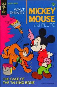 Cover Thumbnail for Mickey Mouse (Western, 1962 series) #125