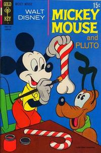 Cover Thumbnail for Mickey Mouse (Western, 1962 series) #128
