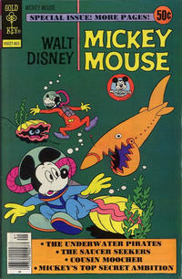 Cover Thumbnail for Mickey Mouse (Western, 1962 series) #179