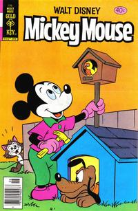 Cover Thumbnail for Mickey Mouse (Western, 1962 series) #196 [Gold Key]