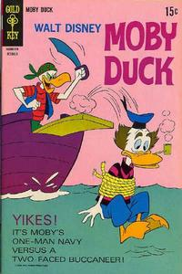Cover Thumbnail for Walt Disney Moby Duck (Western, 1967 series) #7