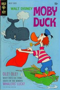 Cover Thumbnail for Walt Disney Moby Duck (Western, 1967 series) #10