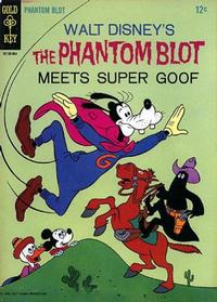 Cover Thumbnail for Walt Disney's The Phantom Blot (Western, 1964 series) #2