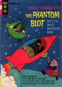 Cover Thumbnail for Walt Disney's The Phantom Blot (Western, 1964 series) #4