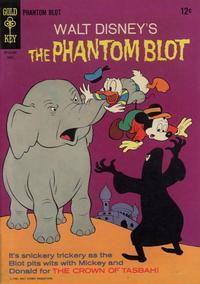 Cover Thumbnail for Walt Disney's The Phantom Blot (Western, 1964 series) #5