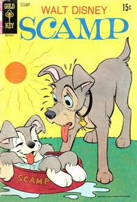 Cover Thumbnail for Walt Disney Scamp (Western, 1967 series) #4